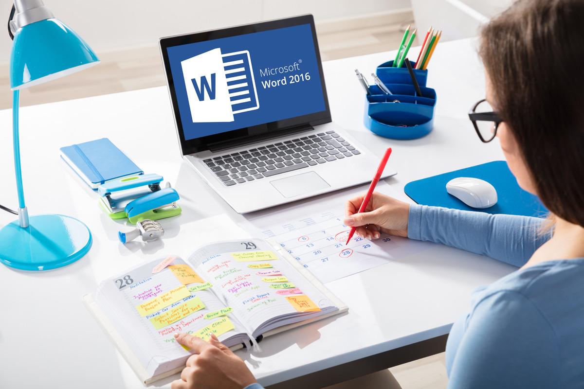 Microsoft Word 2016 Expert